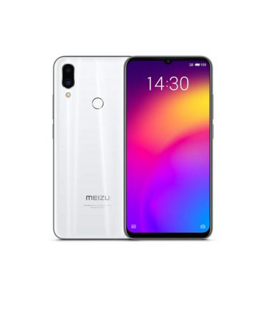 Meizu Note 9 (64GB/4GB, White, English Box)