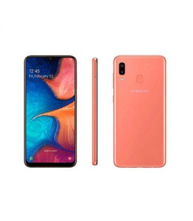 Samsung Galaxy A20 A205GN/DS Coral Orange (32GB+3GB)