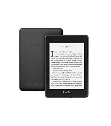 "Amazon All-New Kindle Paperwhite 2018 (6"", Wifi, 32GB, Black)"