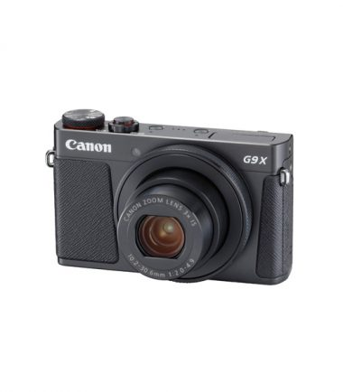 Canon PowerShot G9X Mark II Black