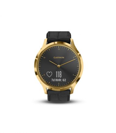 Garmin Vivomove HR Premium Gold Black 010-01850-9C