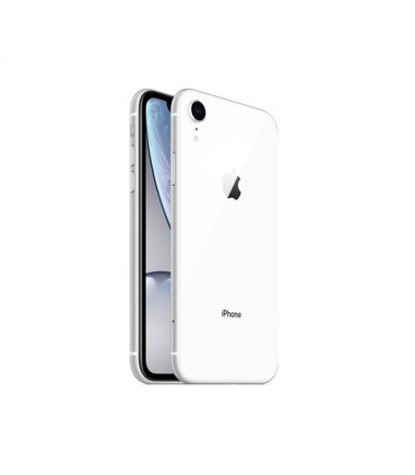 Apple iPhone XR 128GB, White, HK, A2108, Dual SIM