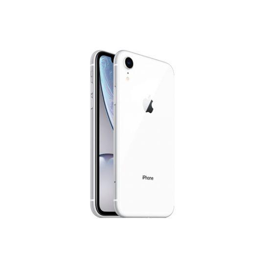 Apple iPhone XR 128GB, White, HK, A2108, Dual SIM