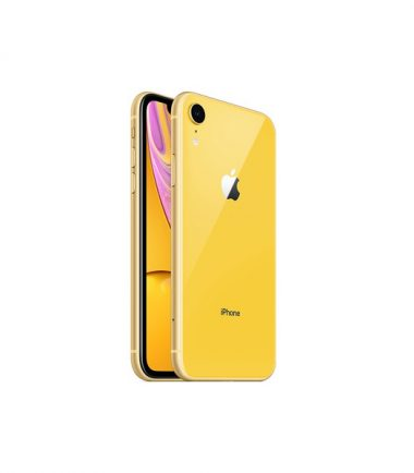 Apple iPhone XR 128GB, Yellow, HK, A2108, Dual SIM