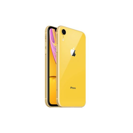 Apple iPhone XR 64GB, Yellow, HK, A2108, Dual SIM
